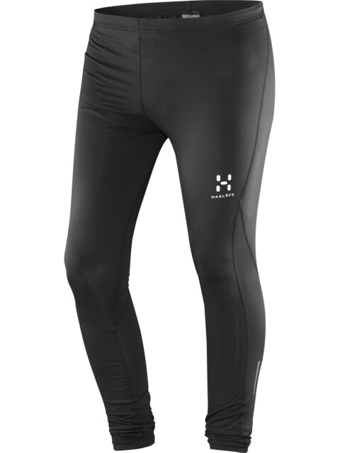 Haglöfs Actives Merino II M's Long John True Black